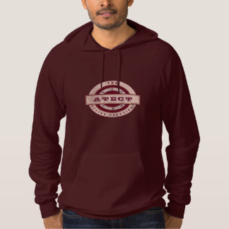 ATECT Logo Hoddie Hooded Sweatshirt