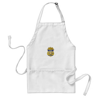 ATF ALCOHOL TOBACCO AND FIREARMS APRON