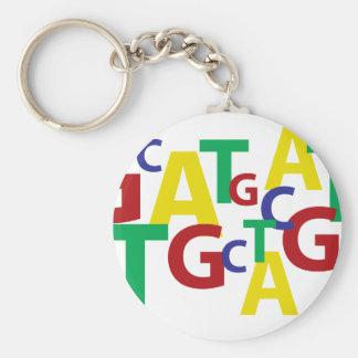 ATGC KEY RING