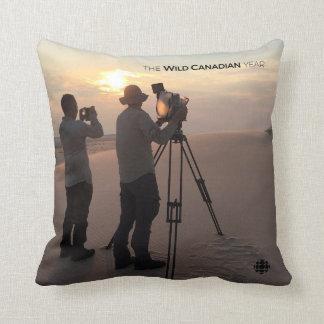 Athabasca Sand Dunes Cushion