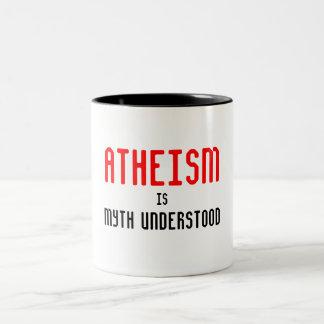 Atheism Is Myth Understood Mug