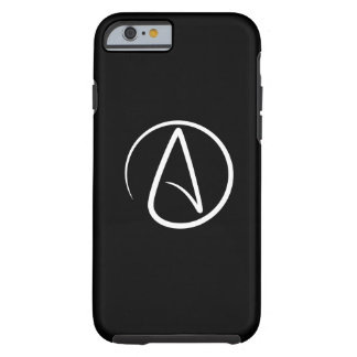 Atheism Pictogram iPhone 6 Case