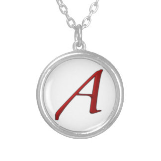 Atheist A - Necklace