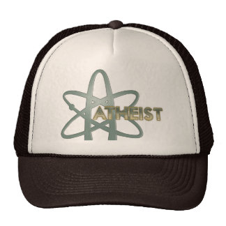 Atheist (American atheist symbol) Hat