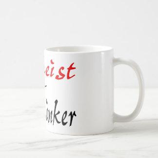 Atheist and Freethinker Coffee Mugs