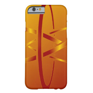 atheist atom barely there iPhone 6 case