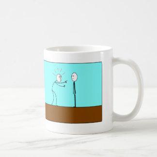 Atheist!!! Basic White Mug