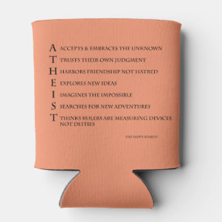 Atheist Can Cooler