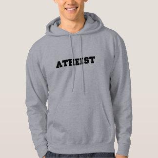 Atheist Collegiate Logo Hoodie