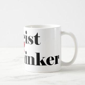 Atheist Freethinker Coffee Mugs