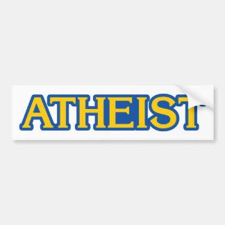 Atheist Gamer Bumper Sticker