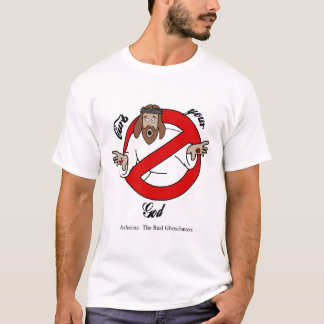 atheist-ghost-buster CYG T-Shirt
