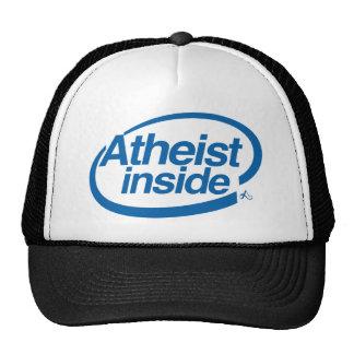 Atheist Inside Cap