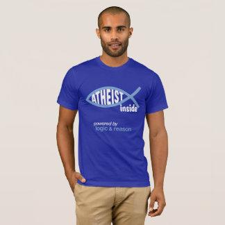 """Atheist Inside"" T-Shirt"