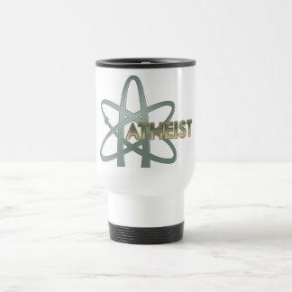 Atheist (official American atheist symbol) Mugs