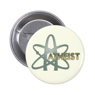 Atheist (official American atheist symbol) Pin