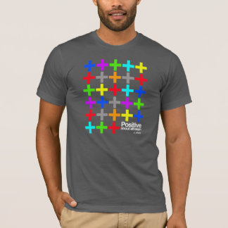 Atheist - Positive about Atheism T-Shirt