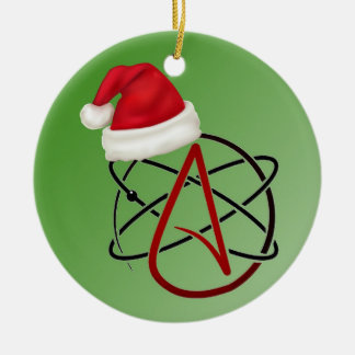 atheist tree ornament