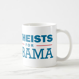 Atheists for Obama Coffee Mug