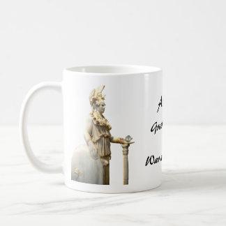Athena 2 coffee mug