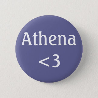 Athena <3 badge