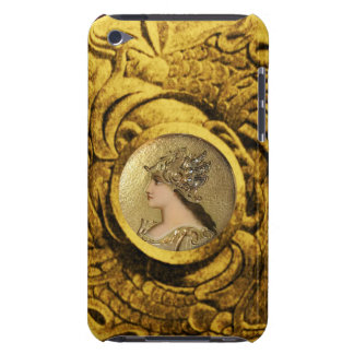 ATHENA AND FIGHTING GRYPHONS iPod Case-Mate CASES