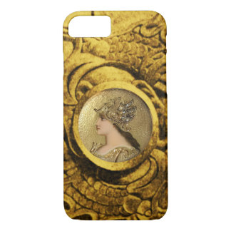 ATHENA AND FIGHTING GRYPHONS iPhone 8/7 CASE