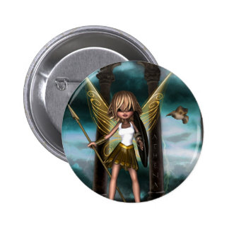Athena Fairy Buttons