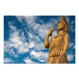 Athena Photo Print