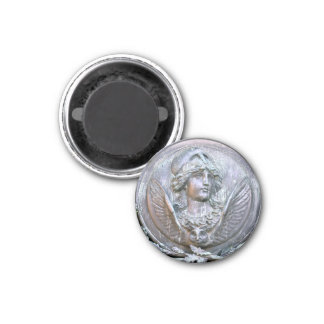 Athena Shield Magnet