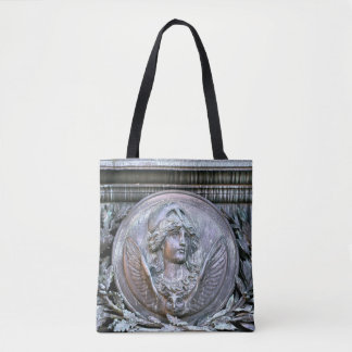 Athena Shield Tote Bag