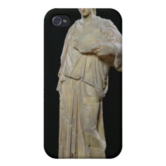 Athena with a cist, Roman copy of a 4th century iPhone 4 Cases