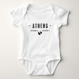 Athens Baby Bodysuit