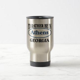 Athens Georgia Travel Mug