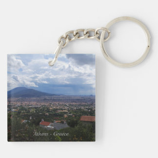 Athens – Greece Acrylic Key Chains