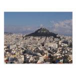 Athens Greece Postage Postcards
