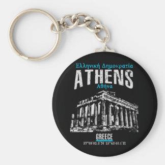 Athens Key Ring