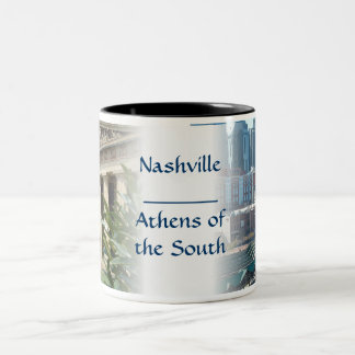 Athens of the South Mug