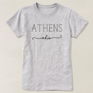 Athens Ohio Shirt Design 2