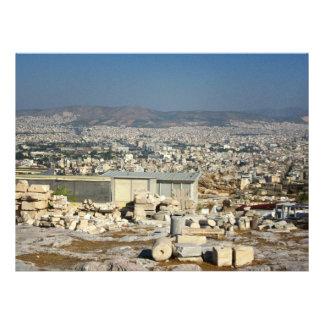 Athens view invite