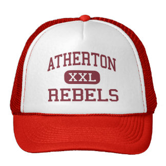 Atherton - Rebels - High - Louisville Kentucky Cap