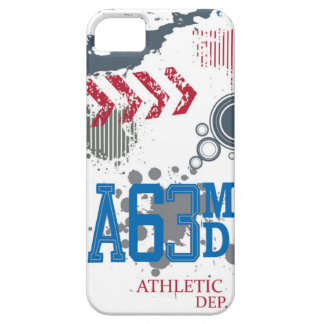 ATHLETİC DEP. CASE FOR İPHONE 5
