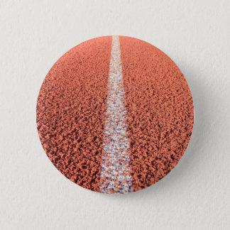 Athletic Track - Running Track 6 Cm Round Badge