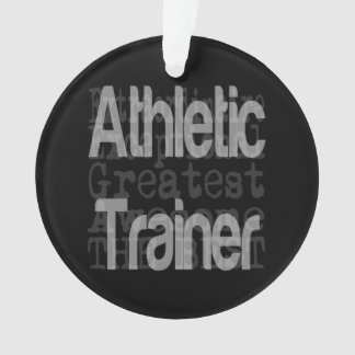 Athletic Trainer Extraordinaire Ornament