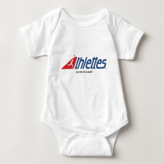 ATHLETTES.COM BE ONE OF A KIND BABY ROMPER BABY BODYSUIT