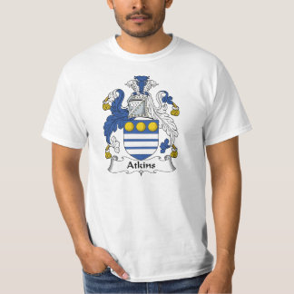 Atkins Family Crest T-Shirt