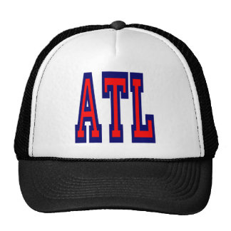 Atlanta ATL Design 4 Cap