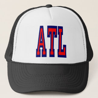 Atlanta ATL Design 4 Trucker Hat