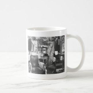 Atlanta Barber Shop 1930s Coffee Mug