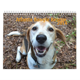 Atlanta Beagle Rescue 2014 Calendar